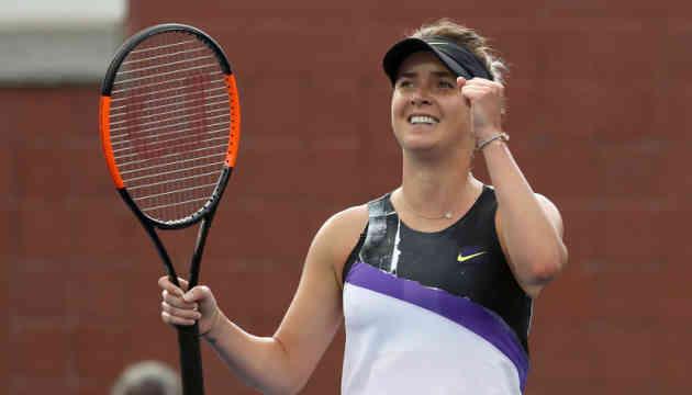 Світоліна обіграла американку Кенін і вийшла до 1/4 фіналу турніру WTA в Пекіні