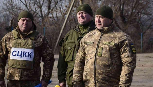Жителі Золотого-4 перебувають у безпеці після розведення військ — штаб ООС