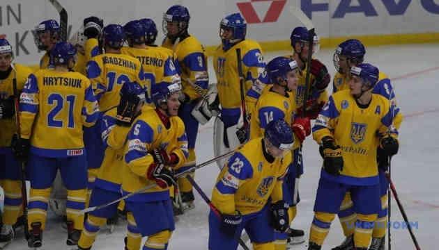 Україна обіграла Польщу на молодіжному ЧС з хокею