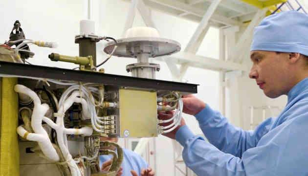 """Україна випробовує космічний апарат дистанційного зондування Землі """"Січ-2-1"""""""