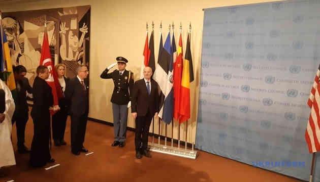 Естонія обіцяє тримати українське питання на порядку денному Радбезу ООН