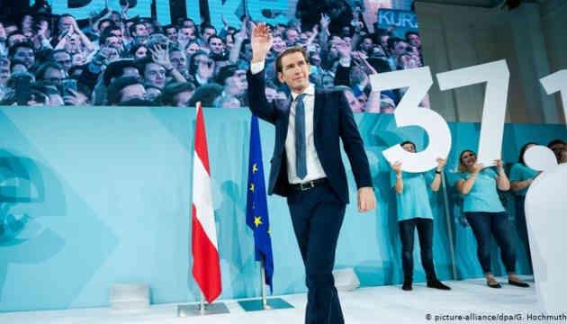 Новий уряд Австрії націлений на зближення України з Європою