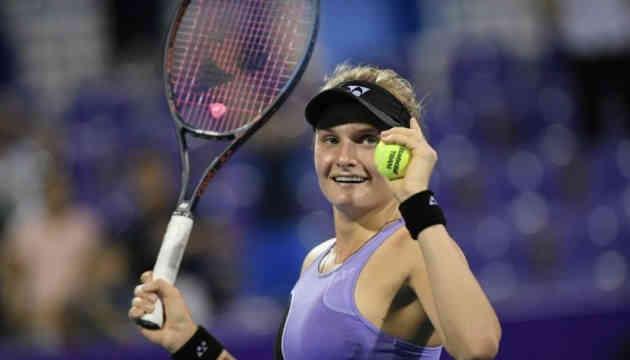 Ястремська розгромила словенку Юван і вийшла до другого кола Australian Open