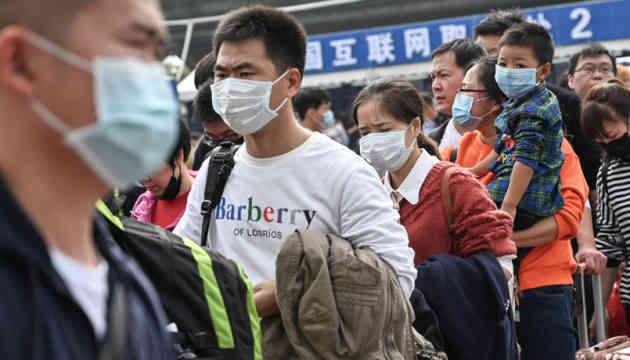 Кількість жертв коронавірусу зросла до 722 осіб