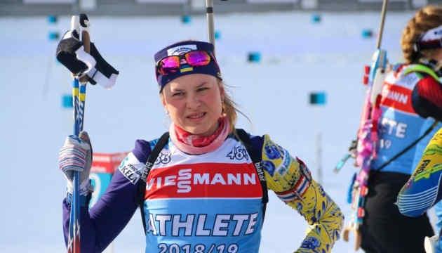 Україна вперше за 10 років не отримала жодної медалі на юніорському чемпіонаті світу з біатлону