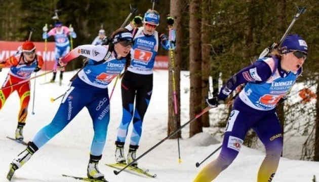 Біатлон: норвежки виграли естафету Кубка світу, Україна - четверта