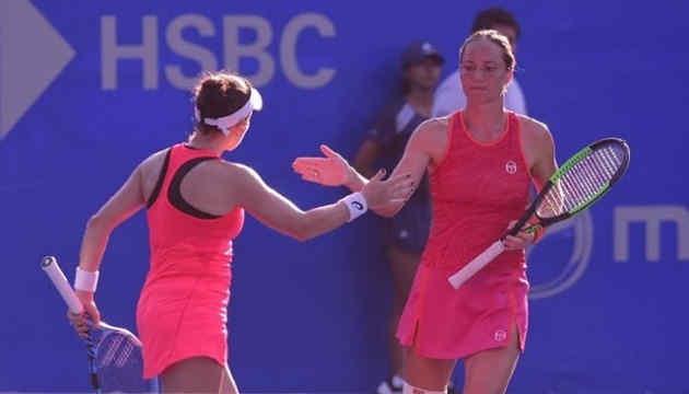 Бондаренко стала переможницею турніру WTA у Монтерреї в парному розряді