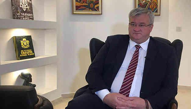 Російський слід є в усіх конфліктах на пострадянському просторі - посол України в Туреччині