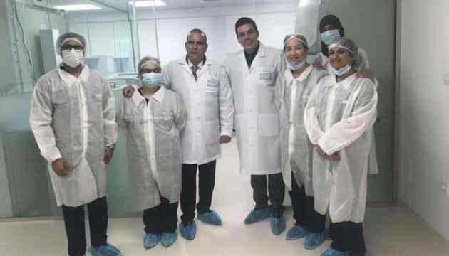В ОАЕ розробили метод лікування COVID-19 з використанням стовбурових клітин