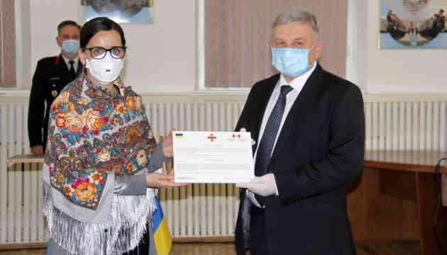 Канада та ООН передали українській армії апарати ШВЛ