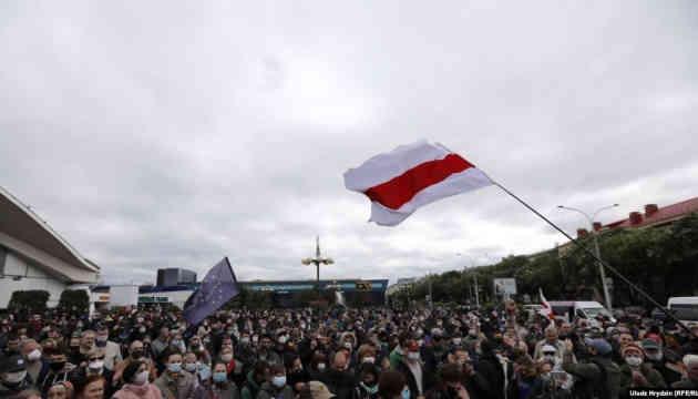 У Білорусі - масові пікети на підтримку опозиційних кандидатів у президенти