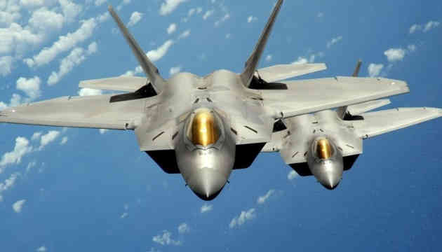 Винищувачі США перехопили чотири російських літаки-розвідники поблизу Аляски