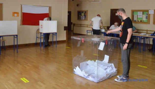 У Польщі у другий тур виборів входять Дуда і Тшасковський – дані екзит-полу