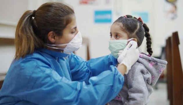 ВООЗ оновила рекомендації щодо носіння масок дітьми