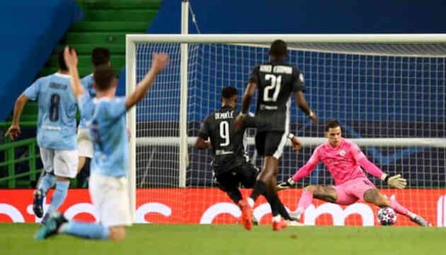 Ліга чемпіонів: «Ліон» переміг «Ман Сіті» і вийшов у півфінал