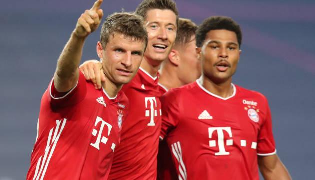 Ліга чемпіонів: «Баварія» перемогла «Ліон» і вийшла у фінал