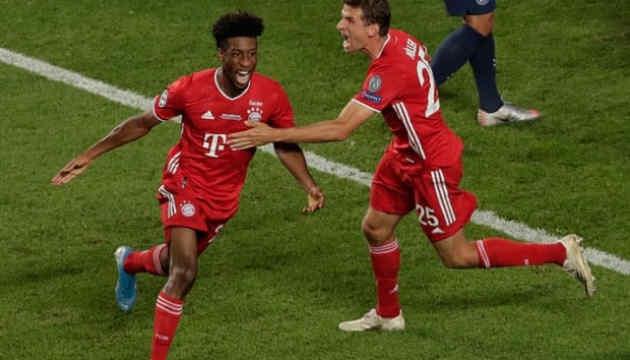 «Баварія» перемогла «ПСЖ» і виграла Лігу чемпіонів