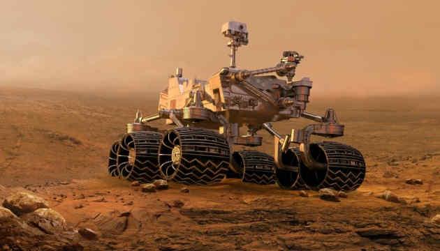 Американський марсохід надіслав на Землю записаний ним в космосі звук