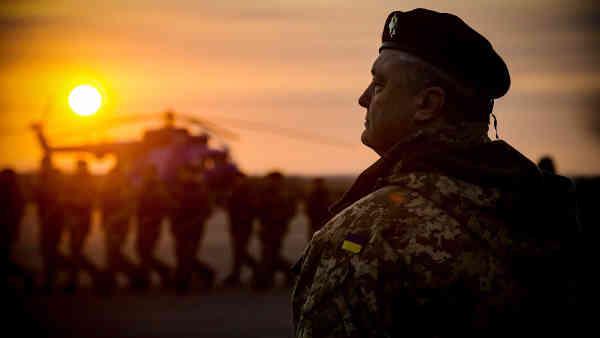 Самые сильные игроки остались на поле Порошенко