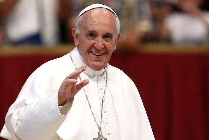 Папа Римський висловився на підтримку легалізації одностатевих союзів