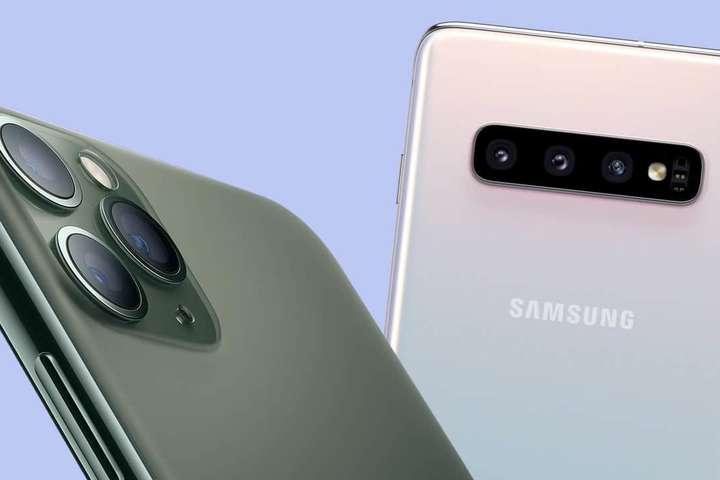 Смартфони Samsung і Apple перевищують дозволені межі радіації, – лабораторія зв'язку США