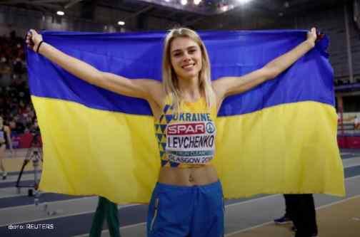 Українка Левченко посіла друге місце на етапі «Діамантової ліги»