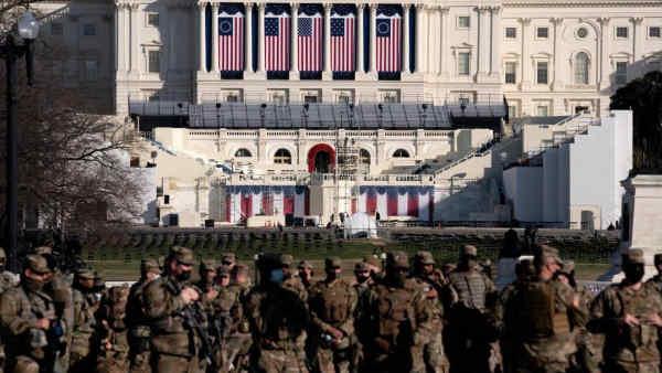 Нацгвардійці США пройдуть окрему перевірку перед інавгурацією Байдена