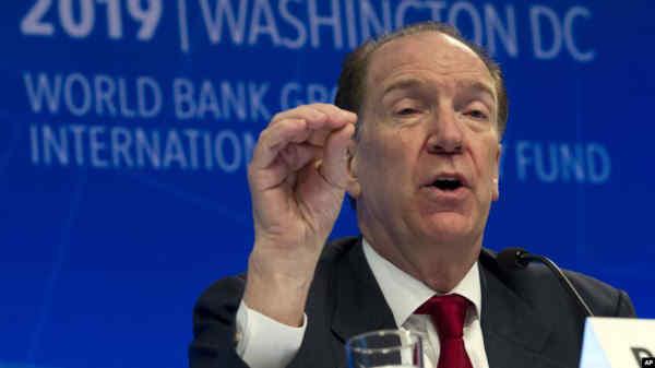 Конгресмени США просять голову Світового банку пояснити, чому він зустрічався з Зеленським і чи пов'язане це з політикою Трампа