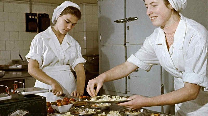 Еда, которой не существовало в СССР