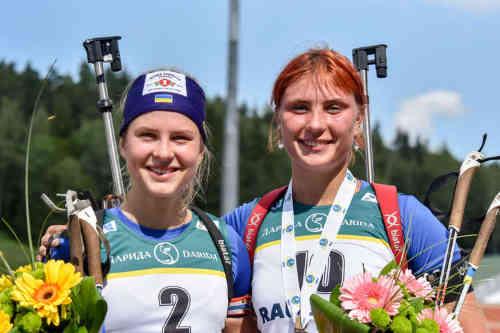 Україна здобула п'яту медаль на літньому чемпіонаті світу з біатлону