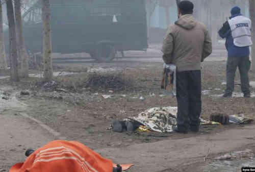 Коригувальник вогню по Маріуполю виходить на волю: допомогла Савченко