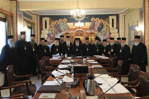 У Греції розпочався Синод, на якому розглянуть визнання ПЦУ