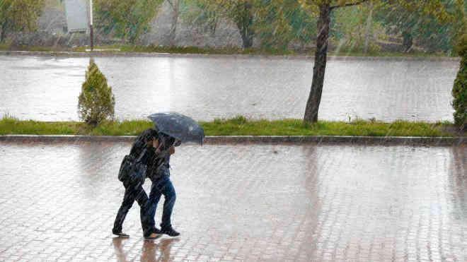 Погода на 29 червня: дощі з грозами