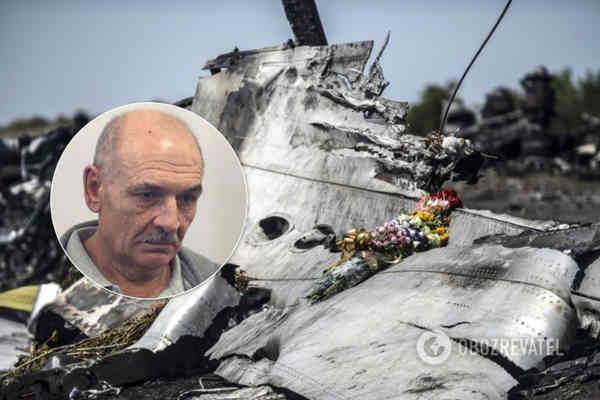 Цемах готовий дати Нідерландам свідчення у справі MH17 - адвокат