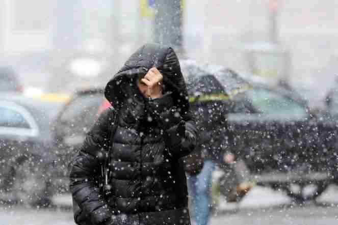 Погода на 11 січня: у частині України – мокрий сніг з дощем
