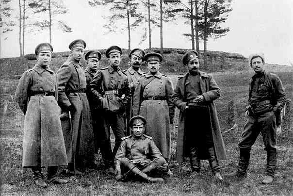 Перший Український корпус