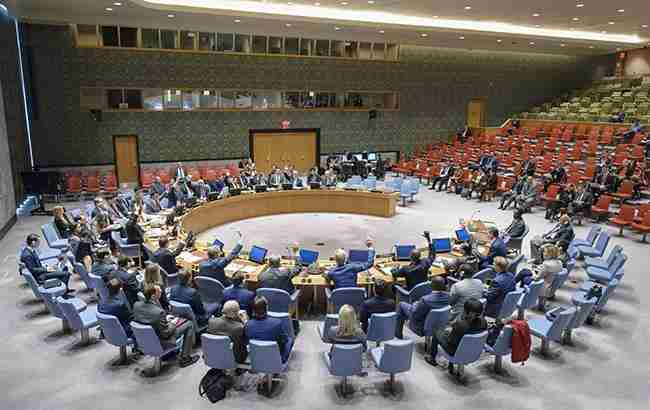 США запросили засідання Радбезу ООН щодо ситуації у Венесуелі