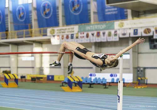 Легкоатлетка Ярослава Магучіх тріумфувала на змаганнях у Німеччині