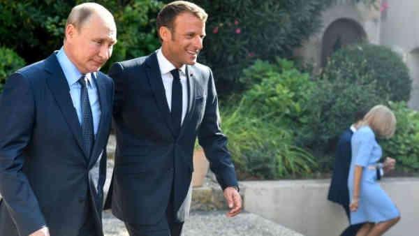 Захід не може просто закривати очі на агресію Путіна