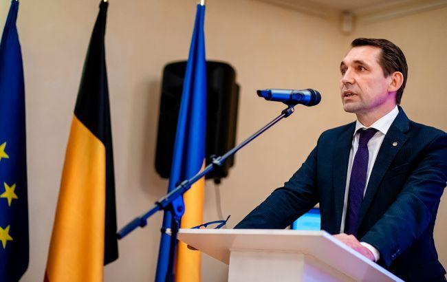 Україна закликала Європарламент засудити візит французької делегації в Крим
