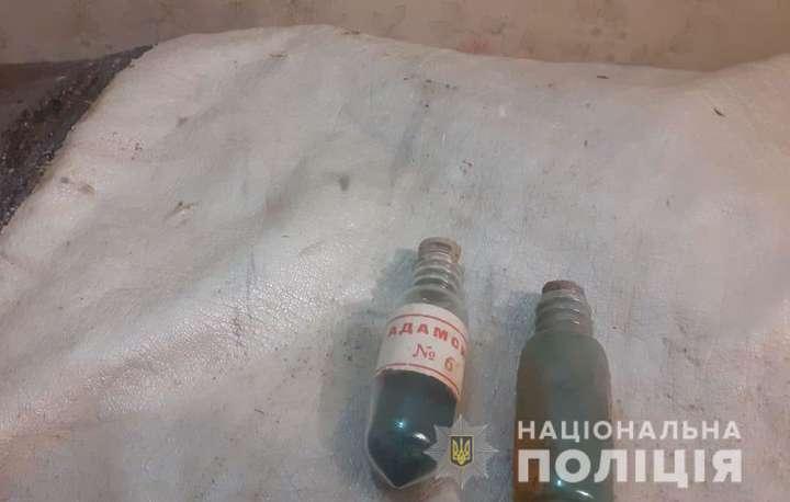У харківській школі під час ремонту знайшли бойову отруйну речовину