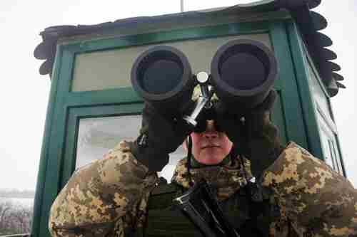 Україна посилила контроль на кордоні на новорічні та різдвяні свята