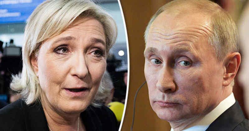 Конец «романа» Кремля с мадам Ле Пен