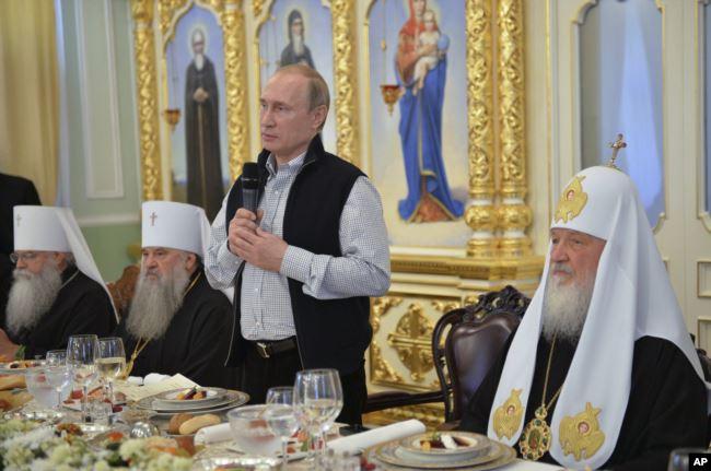 У боротьбі проти ПЦУ Москва ще більше заганяє себе у пастку