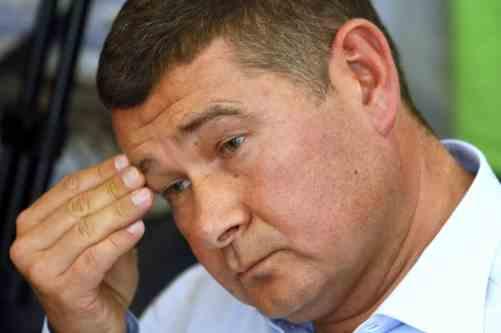 САП підтвердила затримання Онищенка