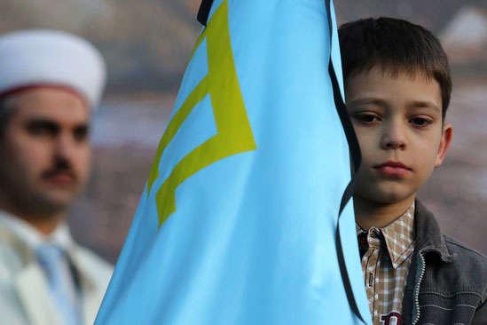 Зеленський обіцяє надати кримськотатарському народу особливий статус