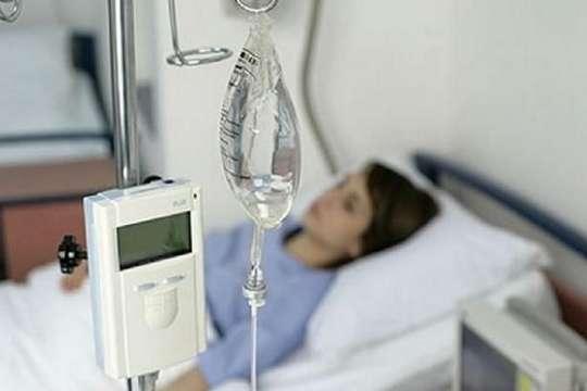 У Києві стрімко зростає кількість госпіталізованих із пневмонією