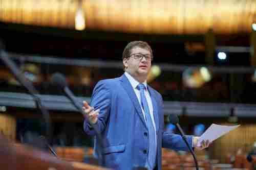 Українські депутати не можуть потрапити на комітет ПАРЄ, де розглянуть звіт по Криму - Ар'єв