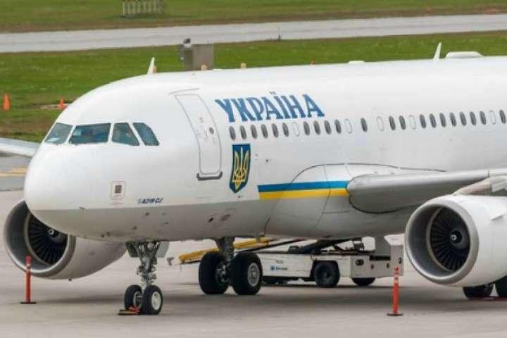 «Тендер скасовано». Літак Зеленського залишиться без супутникового інтернету за 32 млн грн