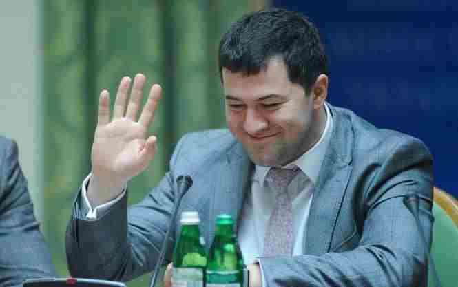 САП просить суд арештувати 300 тис. доларів Насірова з рахунків в Британії